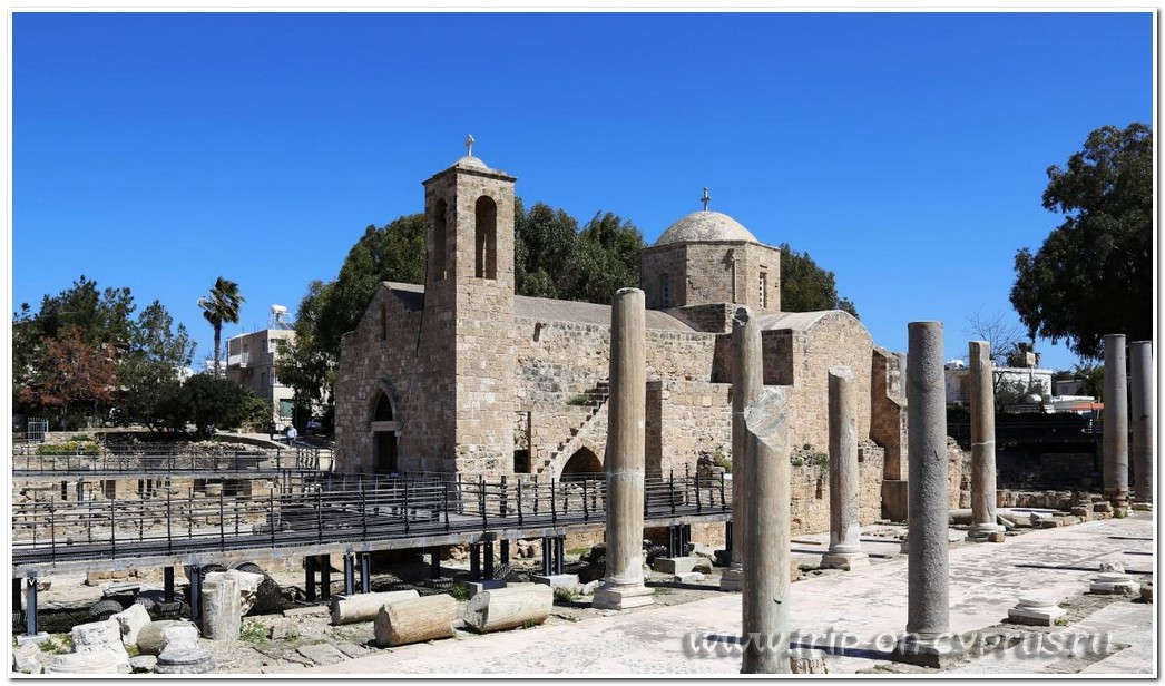 базилика кипр фото туристов